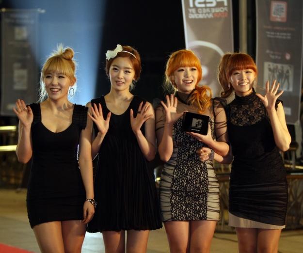 Weekly K-Pop Music Chart 2011 – February Week 3