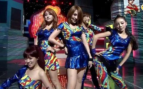 SBS Inkigayo 09.25.11