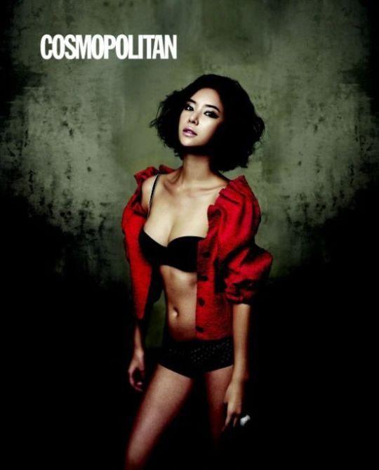 "Hwang Jung Eum Cameos in ""High Kick 3"""