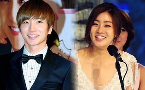 Kang Sora LeeTeuk todella dating