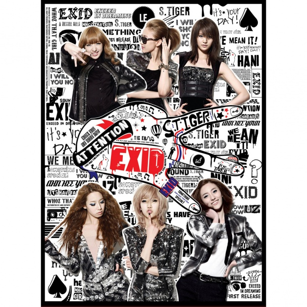 "New Girl Group EXID Releases ""Whoz That Girl"" MV"
