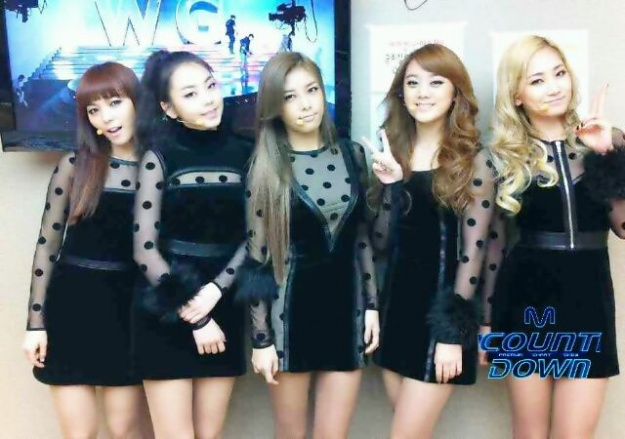 Mnet M Countdown 11.17.2011