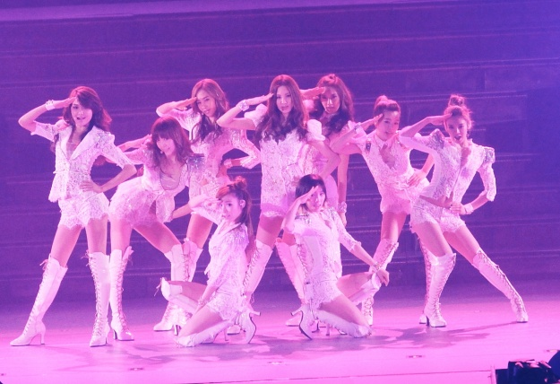 SNSD Rocks Japan with First Concert and Album