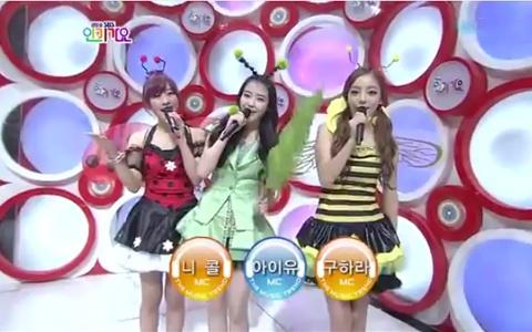 SBS Inkigayo 03.25.12