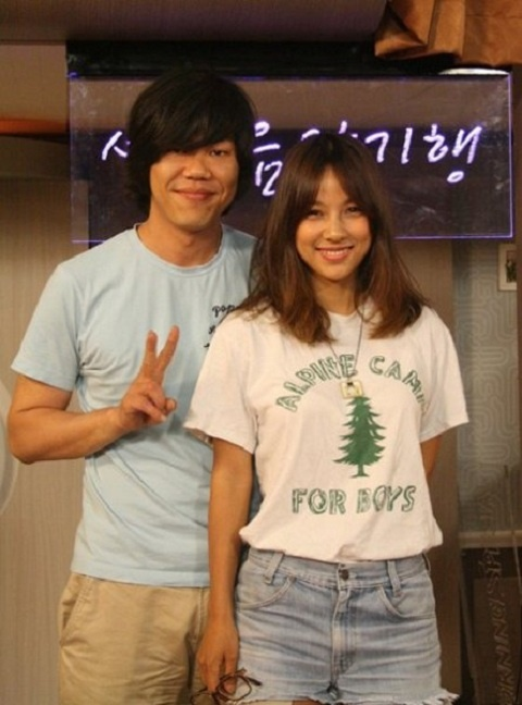 More Details About Lee Hyori and Lee Sang Soon's Relationship