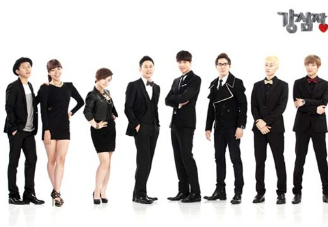 """""""Strong Heart"""" Unveils New Fixed Cast and Stills"""