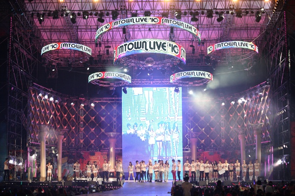 Talk of the Town: SM Entertainment's Growing Influence in K-Pop