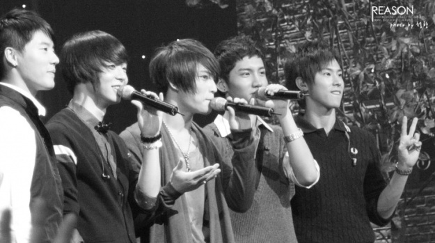 DBSK Members Apologize To Fans