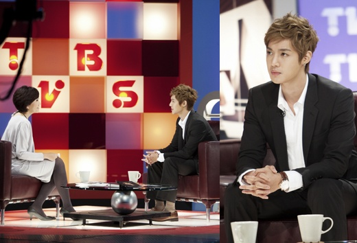 "Kim Hyun Joong Becomes First Korean Celebrity to Appear on Taiwanese TV Show ""The Person"""