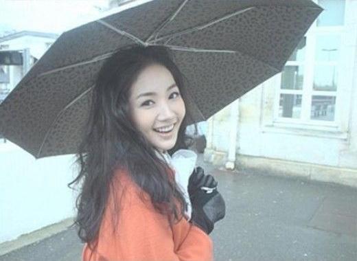 Park Min Young Displays Her Feminine Side