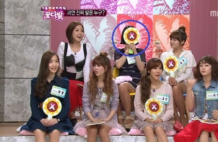 T-ara's Soyeon Gets Caught Fixing Makeup On-air