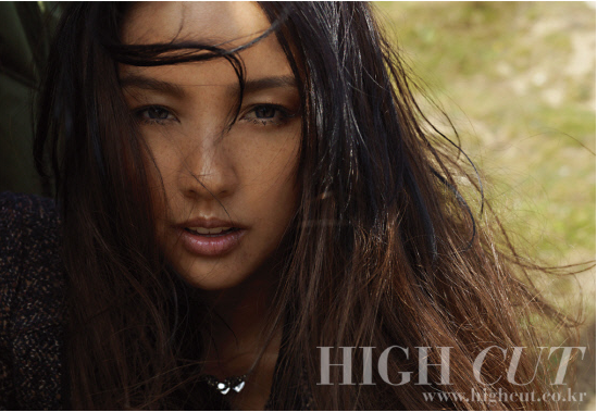 Sexy Queen Lee Hyori Goes Bohemian