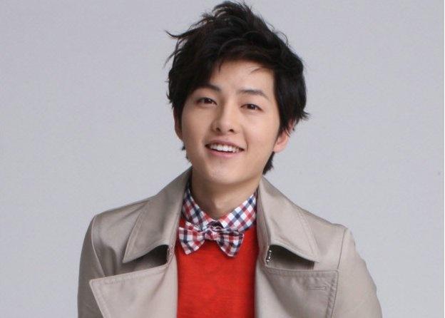 Song Joong Ki's Shots for Vogue Korea