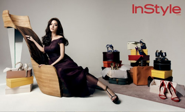 Han Chae Young, Jang Hyuk and Jung Ryeo Won Design Furniture for Charity