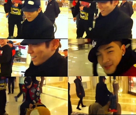 Video Released of Big Bang Having Fun