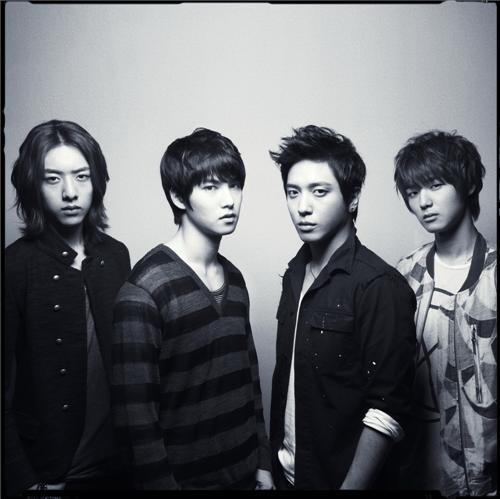 """CN Blue's """"In My Head"""" Ranks Fourth on Oricon Weekly Chart"""