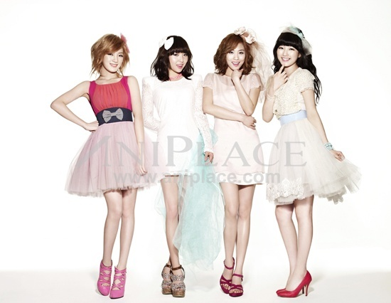 miss A's Aniplace Cosmetic Photos
