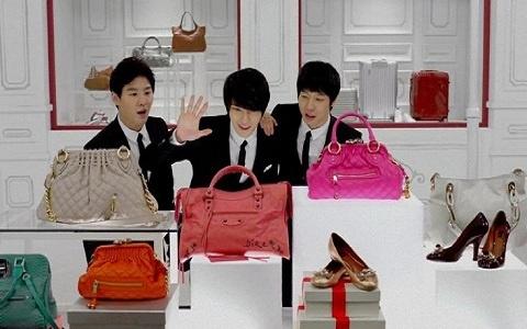 Lotte DFS MV of Hyun Bin, Big Bang,  2PM, Jang Geun Suk, and Others Released!