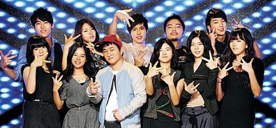 Meet the Top 11 Finalists of Super Star K2!