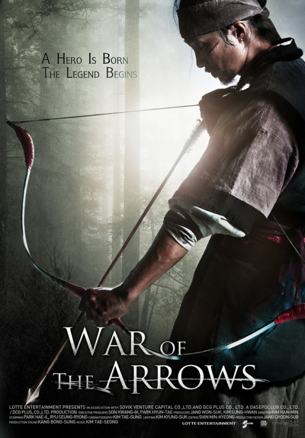 """War of the Arrows"" Opens in Theaters in North America"