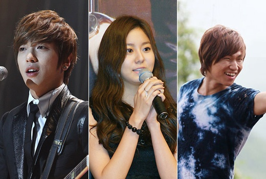 YongHwa-Uee-Daesung: Idol MC Line