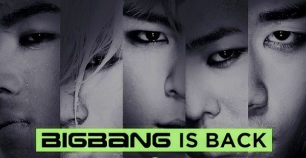 """Big Bang Releases 30-second Audio Teaser of """"Blue"""""""