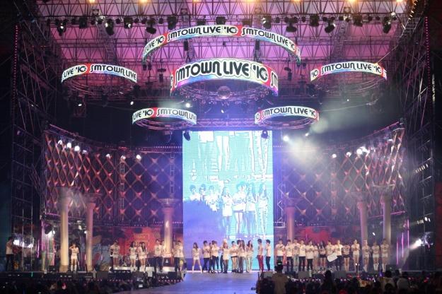 SM Entertainment Announces Second Concert in Paris