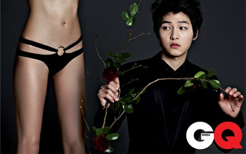 Song Joong Ki for GQ
