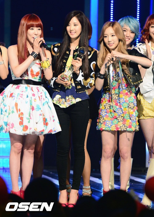 Mnet M! Countdown – May 17, 2012