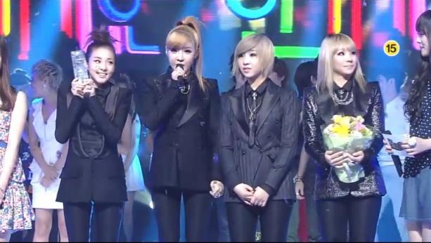 SBS Inkigayo 08.07.11