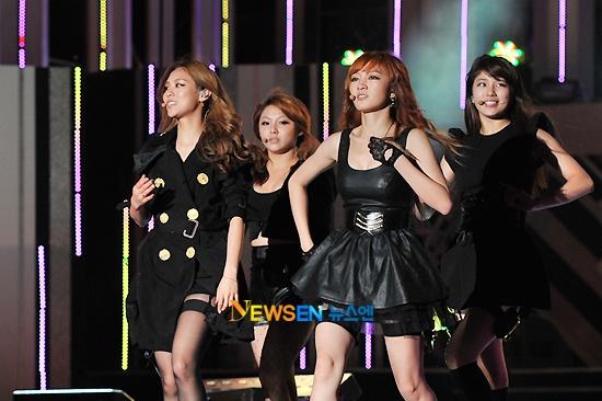 111003 miss A @ Hallyu Dream Concert performance
