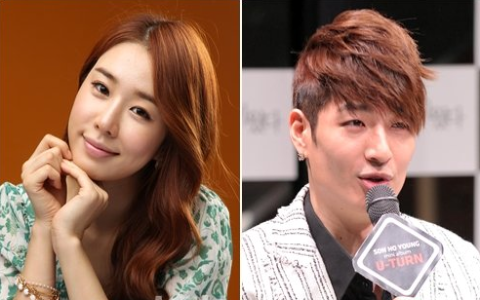 """""""Secret Garden's"""" Yoo In Na and Son Ho Young Dating? Agencies Say No, But Who Knows?"""