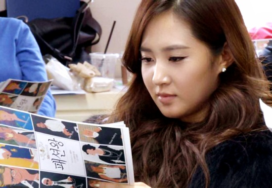 """Fashion King"" Staff Impressed by Yuri's Acting"