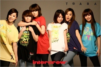 Intercrew (T-Ara)