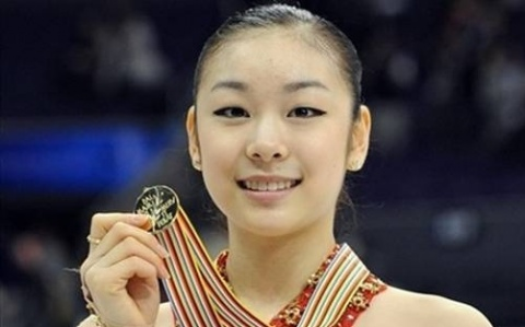 Time Magazine Interviews Figure Skater Kim Yu Na