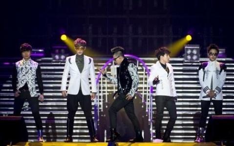 "Big Bang to Appear on Asahi TV's ""Music Station"" January 20"