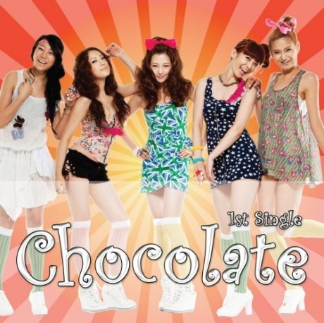 Rookie Girl Group, Chocolate Releases MV