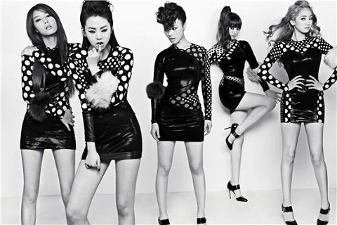 "The Wonder Girls Release Teaser for American Single ""The DJ Is Mine"""