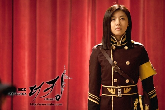 Ha Ji Won Does Fighting Stunts Without a Double