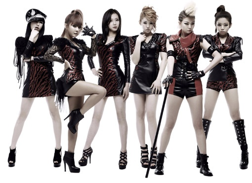 "New Girl Group Six Bomb Wants to Become ""Six Lady Gagas"""