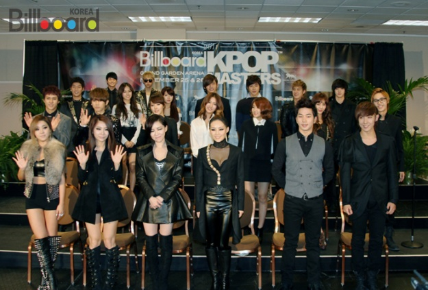 [Recap] 2011 Billboard K-Pop Masters