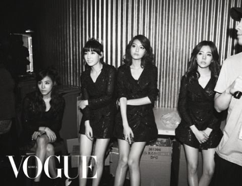 """""""Vogue"""" and """"W"""" To Feature Photos of SNSD, DBSK, & Others in Paris!"""