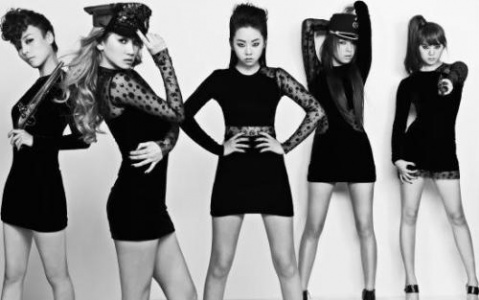"""Wonder Girls Sweep the Music Charts with an """"All-Kill"""" After a Single Day"""