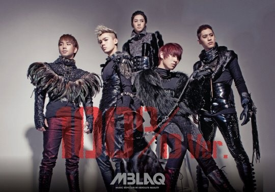 "MBLAQ Reveals Teaser Video for ""It's War"""