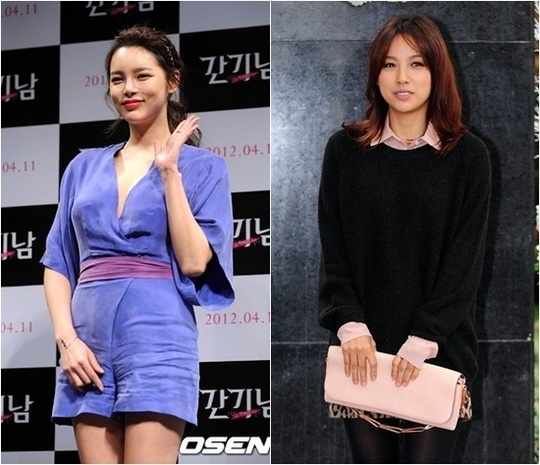 """Park Si Yeon on Lee Hyori: """"All She Talks About are Animals and the Environment"""""""