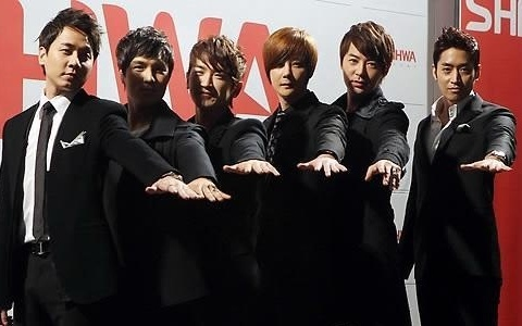 Shinhwa Hoped that H.O.T Would Come Back As Well