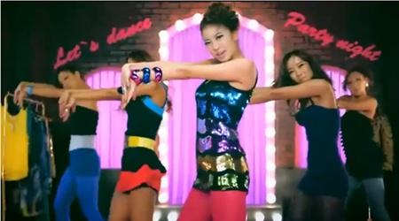 "NS Yoon Ji Releases ""Dance"" MV"