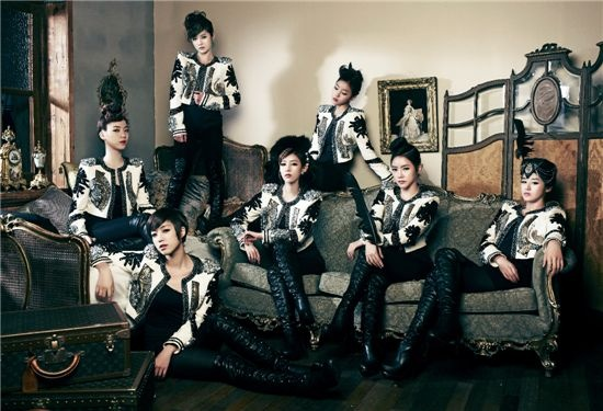 T-Ara Joins Forces With ETRIBE, Moves Album Release to December 1