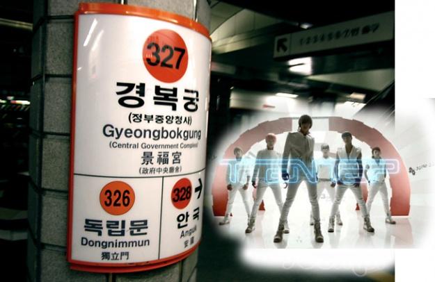 The (Teen)Top Reason to Visit Gyeongbokgung
