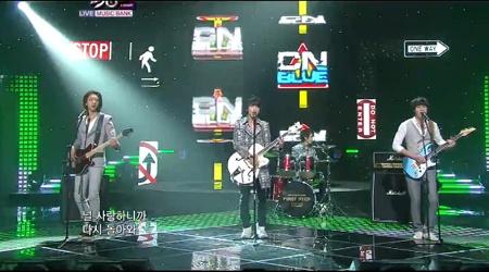 KBS Music Bank 04.01.11